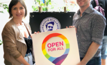 azonos neműek házasságának politikai rajzfilmei