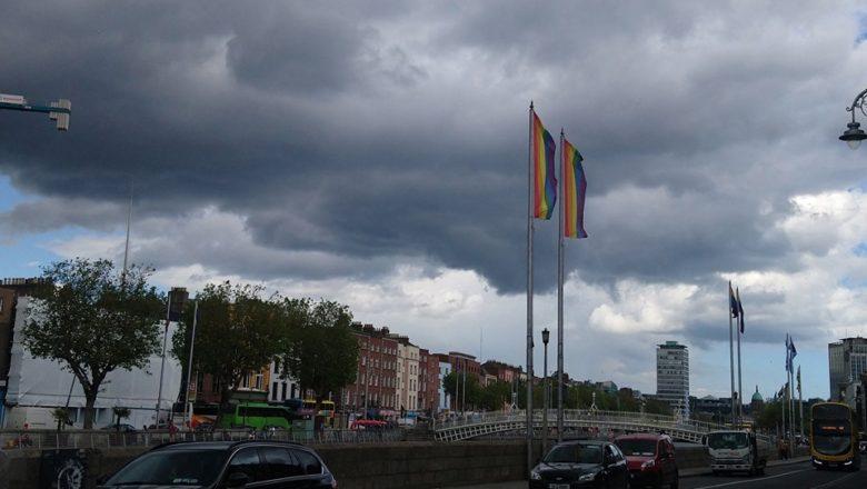 Dublin LMBT színekben