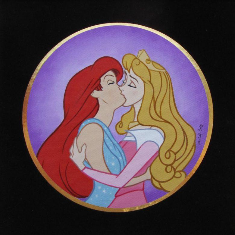 A Pride agymosása a Disney rajzfilmeket sem kíméli.