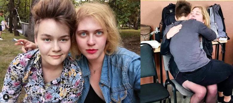 Filó Mariann és Krasznahorkai Emma